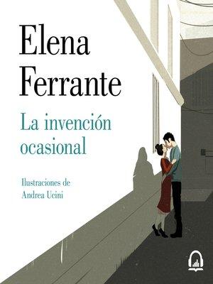 cover image of La invención ocasional