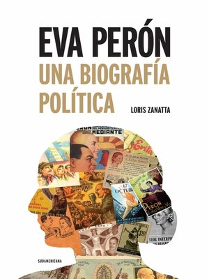 cover image of Eva Perón