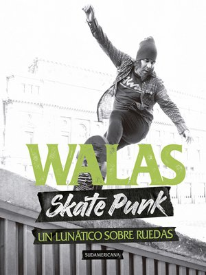 cover image of Skate punk