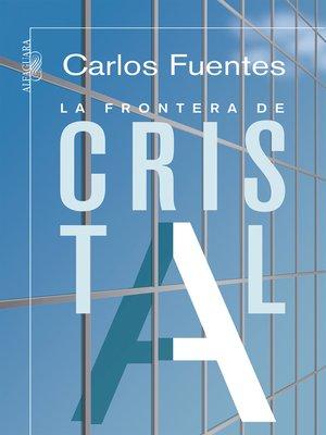 cover image of La frontera de cristal