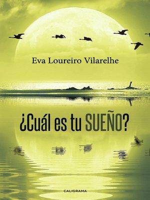 cover image of ¿Cuál es tu sueño?