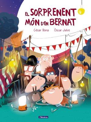 cover image of El sorprenent món d'en Bernat