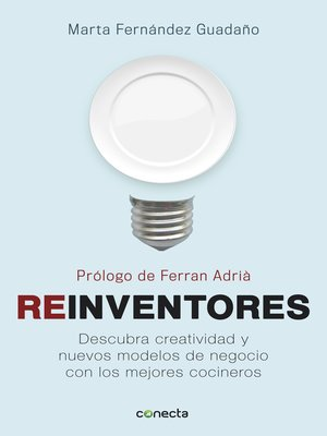 cover image of Reinventores