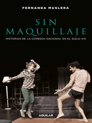 cover image of Sin maquillaje