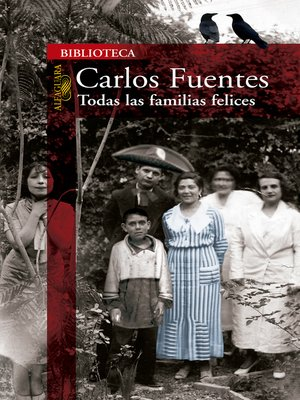 cover image of Todas las familias felices