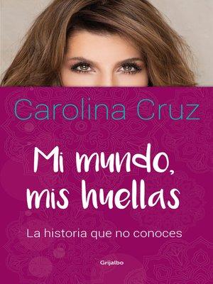cover image of Mi mundo, mis huellas
