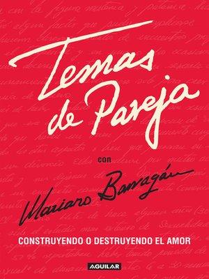 cover image of Temas de pareja