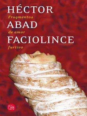 cover image of Fragmentos de amor furtivo