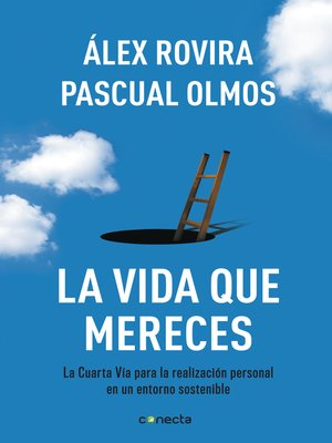 cover image of La vida que mereces