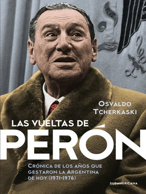 cover image of Las vueltas de Perón