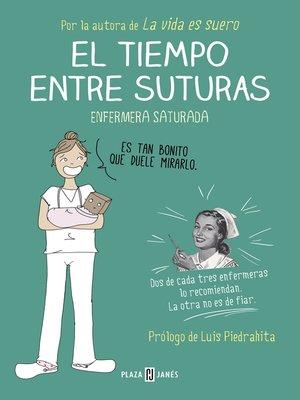 cover image of El tiempo entre suturas