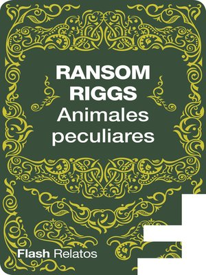 cover image of Animales peculiares