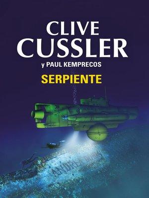 cover image of Serpiente (Archivos NUMA 1)