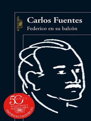 cover image of Federico en su balcón
