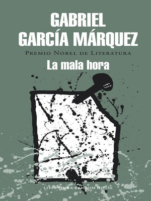 cover image of La mala hora