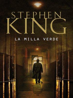 cover image of La milla verde