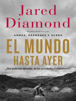 Jared Diamond The World Until Yesterday Pdf