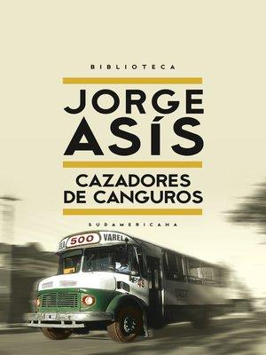 cover image of Cazadores de canguros