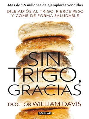 cover image of Sin trigo, gracias