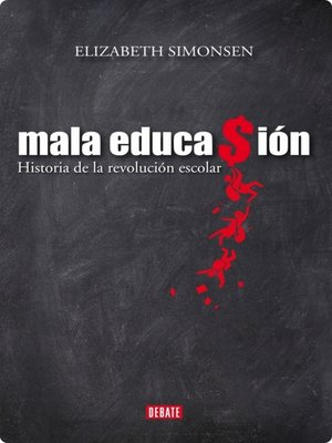 cover image of Mala Educacion