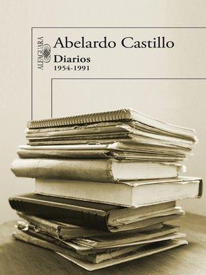 cover image of Diarios (1954-1991)