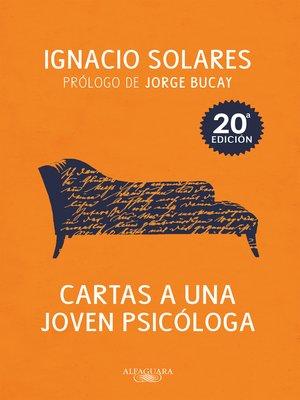 cover image of Cartas a una joven psicóloga (20° edición)