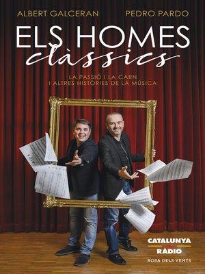 cover image of Els homes clàssics
