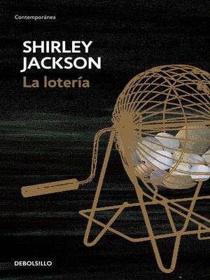 cover image of La lotería