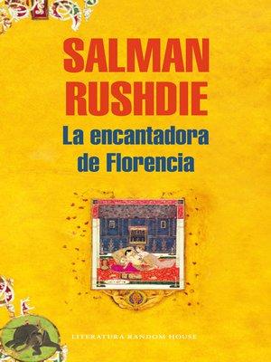 cover image of La encantadora de Florencia