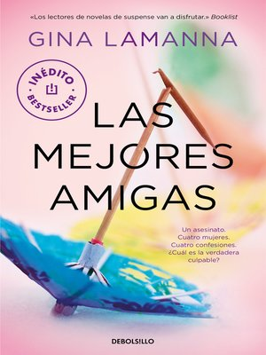 cover image of Las mejores amigas