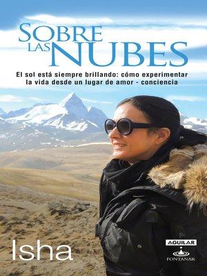 cover image of Sobre las nubes