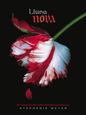 cover image of Lluna nova (Saga Crepuscle 2)
