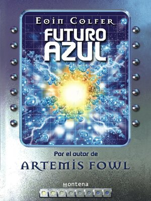 cover image of Futuro azul