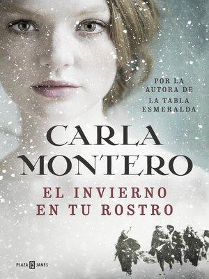 cover image of El invierno en tu rostro