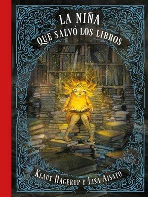 cover image of La niña que salvó a los libros