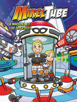 cover image of La máquina de los disfraces