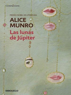 cover image of Las lunas de Júpiter