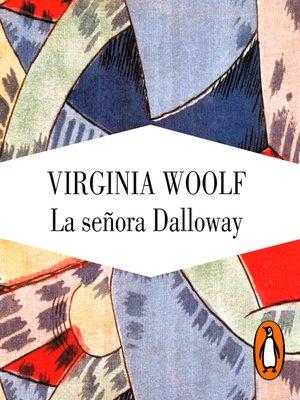 cover image of La señora Dalloway