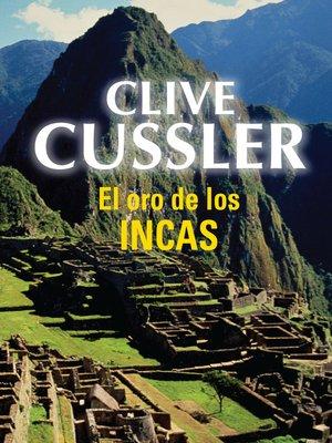 cover image of El oro de los incas