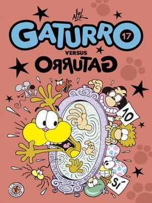 cover image of Gaturro 17. Gaturro versus Orrutag
