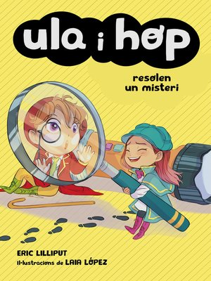 cover image of Ula i Hop resolen un misteri (Ula i Hop)