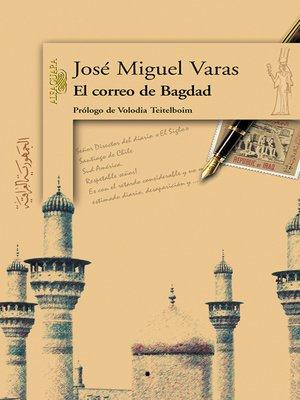 cover image of El correo de Bagdad