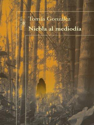 cover image of Niebla al mediodía