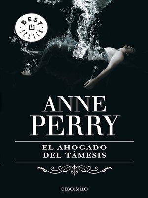 cover image of El ahogado del Támesis