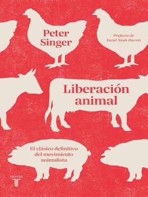 cover image of Liberación animal
