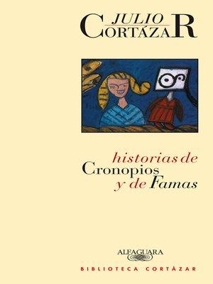 cover image of Historias de cronopios y de famas