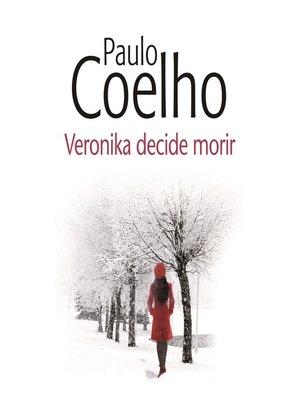 cover image of Veronika decide morir
