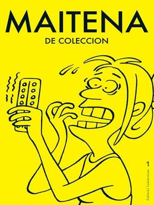 cover image of Maitena de coleccion 1