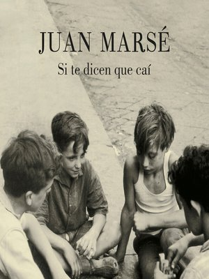 cover image of Si te dicen que caí