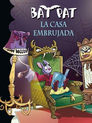 cover image of La casa embrujada